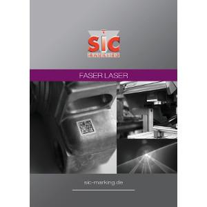 Broschüre der Faserlaser